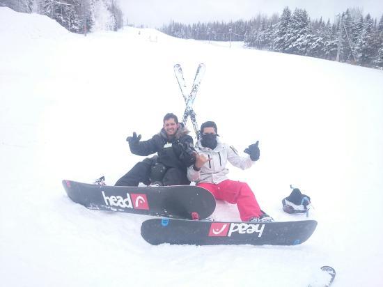 Lac Etchemin, Canada: Station de Ski Mont-Orignal