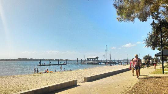 Bongaree Beach