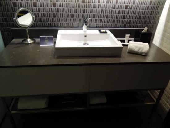 Hansgrohe Fixtures from Germany - Picture of Sortis Hotel, Spa ...