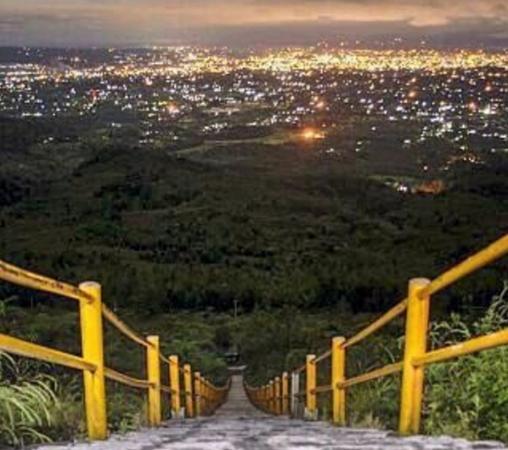 Tasikmalaya, Indonesia: Pemandangan Kota Tasik