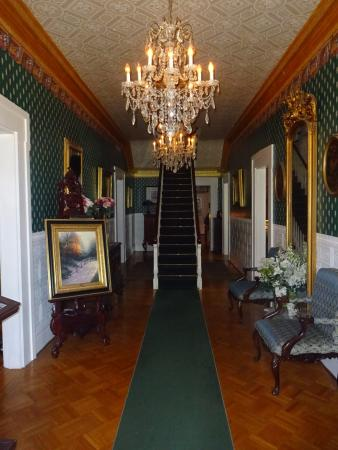 Mount Morris, estado de Nueva York: 1st floor entry hall