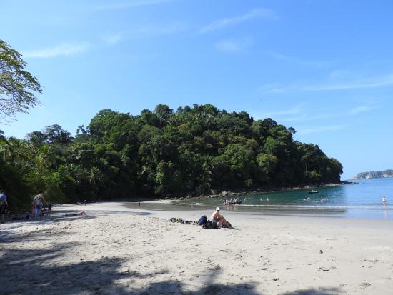 Manuel Antonio Tico Tours: Playa Espidilla Sur