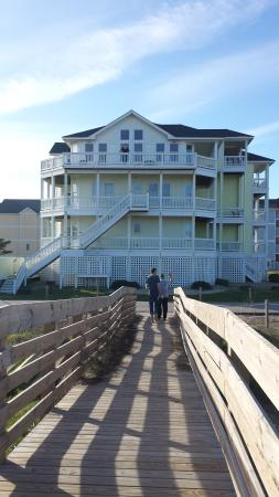 Rodanthe, NC: View from the pier