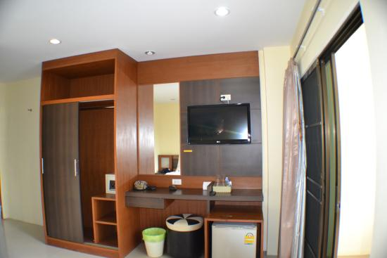 Suite Dreams Hotel: Flat screen TV avalaible