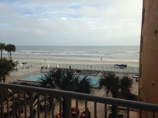 Holiday Inn Resort Daytona Beach Oceanfront: View from room