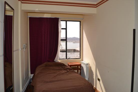 Hotel Julia: habitación