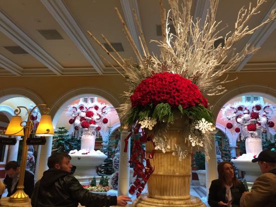 Marvelous Bellagio Las Vegas: Front Desk Check In