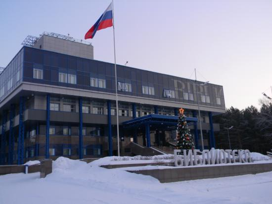 Library of Siberian Federal University