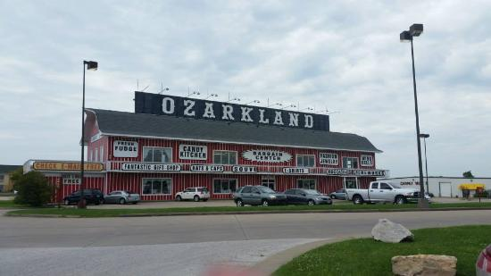 Kingdom City, MO: Ozarkland!