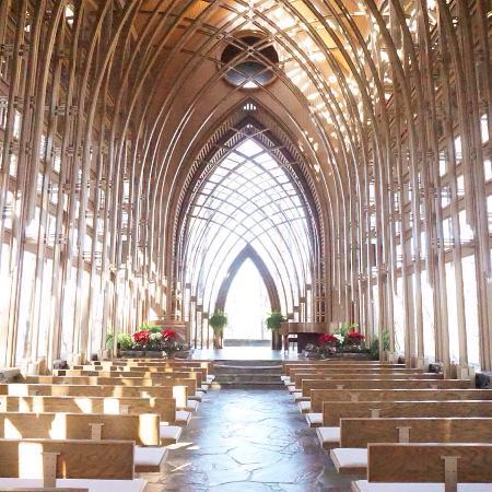 Bella Vista, AR: Mildred B. Cooper Memorial Chapel