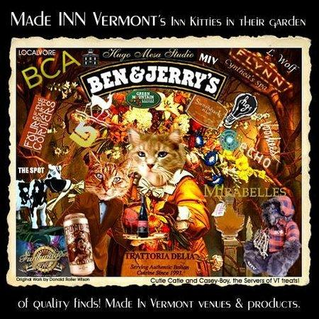 Made Inn Vermont An Urban Chic Boutique Bed And Breakfast Pet Friendly Hotels