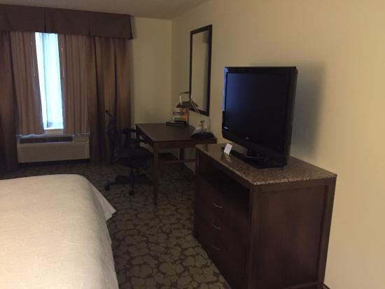 Hilton Garden Inn Tampa East/Brandon: King room