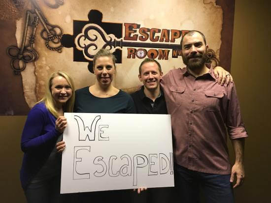 ‪Escape Room NWI‬