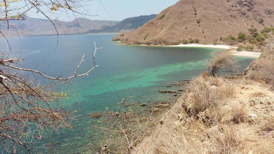 Komodo, Indonesia: The other side of the island