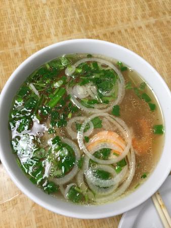 Shrimp pho - Picture of Vien Dong Fareast, Spokane - TripAdvisor