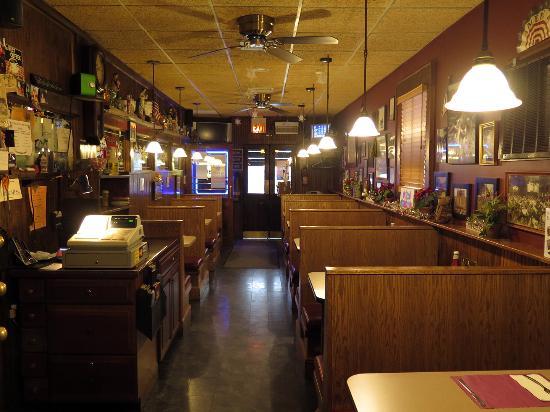 Highland Falls, estado de Nueva York: Front room