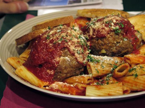 Highland Falls, estado de Nueva York: Stuffed Meatballs