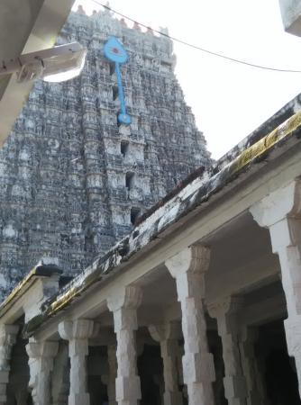 Thiruchendur Murugan Temple: The Raja Gopuram