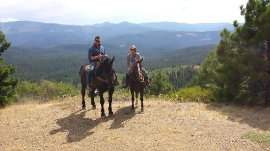 Greenhorn Ranch: Gorgeous view from Penny Pines