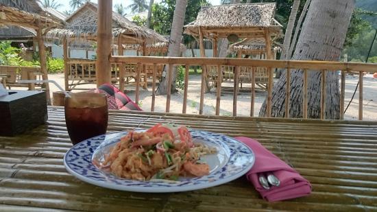 Bamboo Beach Bar Cafe & Restaurant: DSC_0215_large.jpg