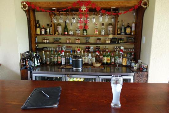 N'kaya Lodge: Honesty Bar