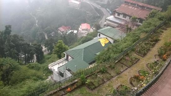 GMVN Garhwal Terrace: View