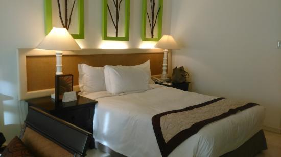 Vivere Hotel: Bed