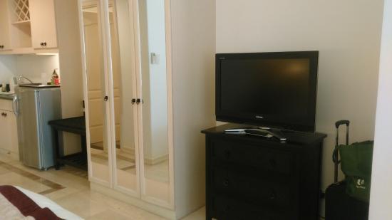 Vivere Hotel: Closet