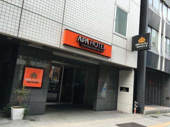 APA Hotel Okachimachi Eki Kita S