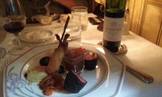 Maki de pigeon picture of la salle a manger salon de provence tripadvisor - La salle a manger salon de provence ...