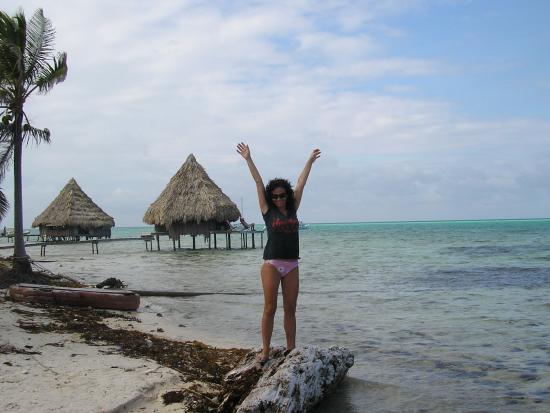 Glover's Atoll Resort: Szczęście