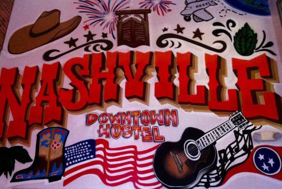 Nashville Downtown Hostel Photo