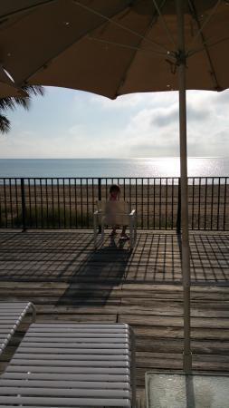 Southern Seas: Penthouse, deck