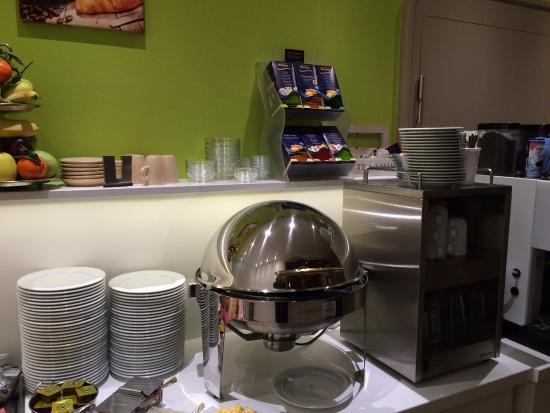 Sonnenhof : Breakfast buffet