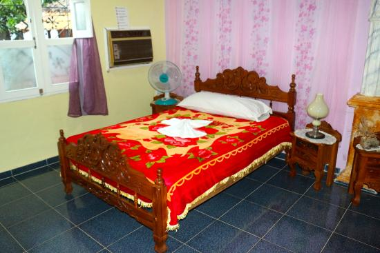 Hostal Ida: Bedroom