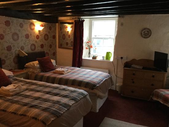 Ty Seren Bed and Breakfast: En- suite double room