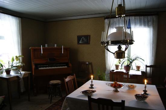 Skansen Open Air Museum: Interno Di Una Casa Del Museo