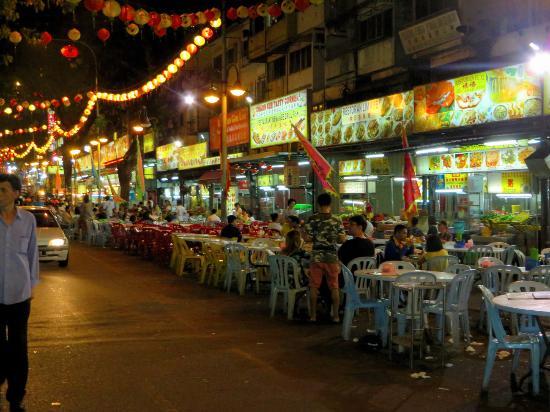 Jalan Alor Malaysian Street Food Kitchen: Street Food Kitchen