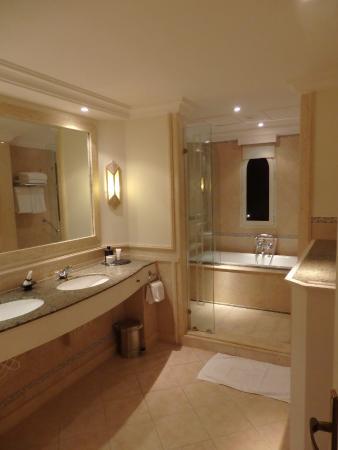 badezimmer picture of kempinski hotel soma bay soma bay