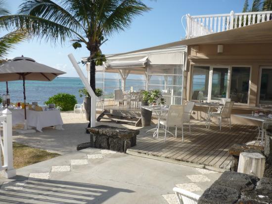 Astroea Beach Hotel: Petit déjeuner