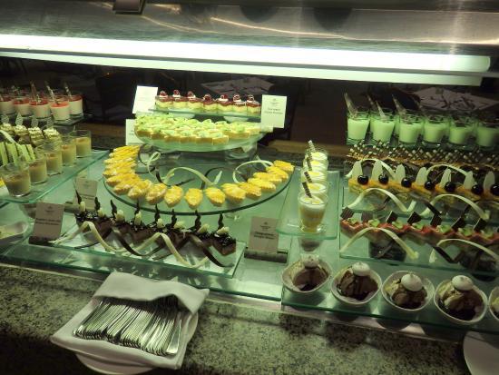 Kempinski Hotel Soma Bay: das Buffett