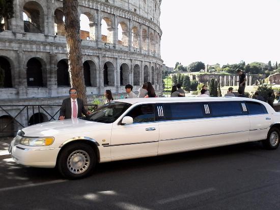 limousine tour picture of roma limousine car service tour rome