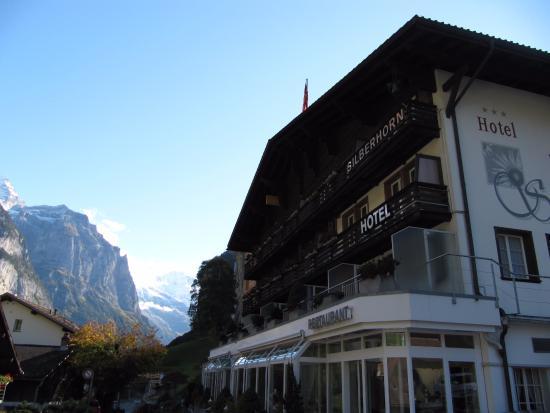 Hotel Silberhorn: Hotel