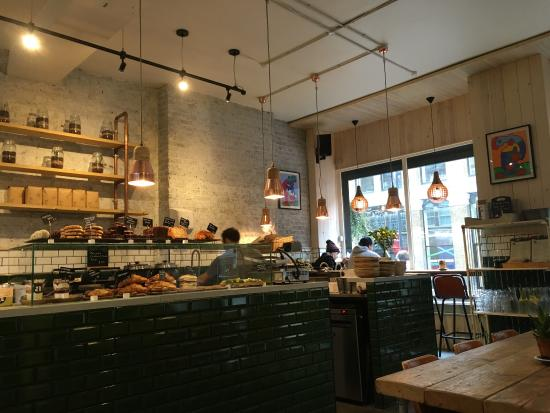 Photo of Cafe Attendant Shoreditch at 74 Great Eastern Street, London EC2A 3JL, United Kingdom