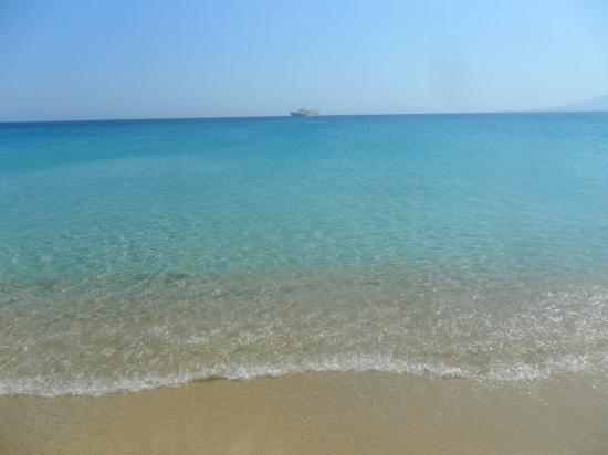 Hotel Kavuras Village: Spiaggia hotel