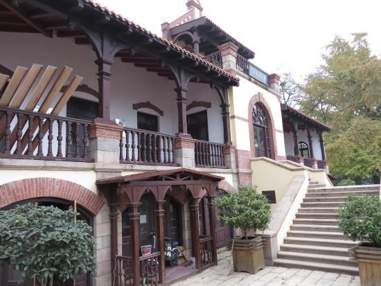 Kang Youwei Former Residence Memorial of Qingdao