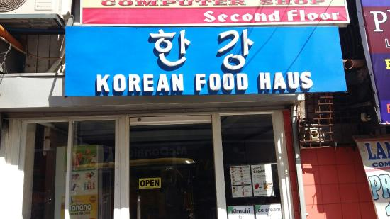 Korean Food Haus