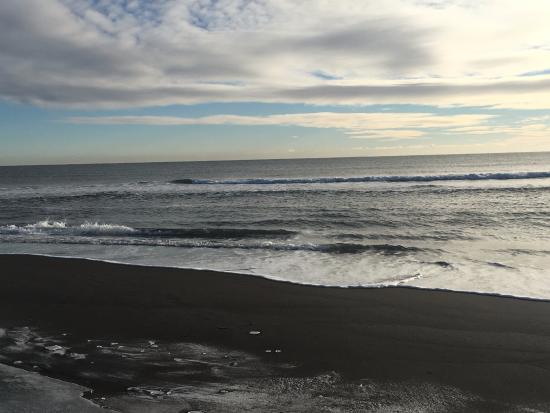 Khalaktyrsky Beach: Тихий океан декабрь 2015