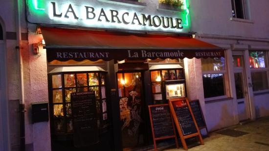 La Barcamoule: 外観