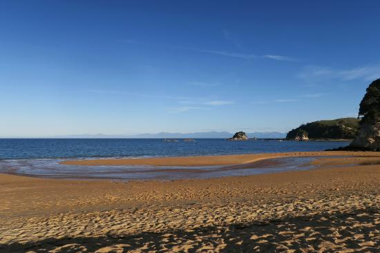 Everton Bed & Breakfast: The Kaiteriteri Beach